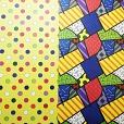 Cartolina Decorada Prime Arte / Poá Color 120g