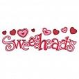 Adesivo Costurado - Sweethearts