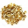 Ilhoses Dourado 3/16'' Ref: 54 - 10 unidades