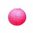 Lanterna de Papel Pink 35cm