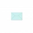 Envelope Convite - Azul Bebê kit c/ 10 unidades