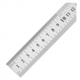 Régua de Aço/ Metal 40cm