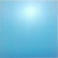 Papel Azul Frozen Metalizado 30,5x30,5cm - 180g/m2