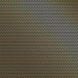 Papel Preto Chevron Metalizado Dourado TEC 19887
