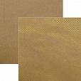 Papel kraft Marroquino Metalizado Dourado TEC 17733