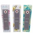 Kit 2 Perfume de Papel com 3 Fragrâncias 30ml