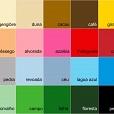 Papel Colorido Criacor 30,5 x 30,5cm - 180g c/ 6 folhas
