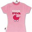 Jolees - mini T pink