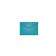 Envelope Convite - Azul Turquesa kit c/ 10 unidades