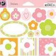 Stickers Flowers - Adesivo