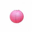 Lanterna de Papel Pink 25cm