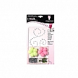 I - Rock - Stencil Kit - Swirls