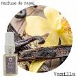 Perfume de Papel Aroma Vanilla 30ml