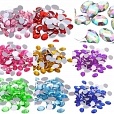 Strass/Chaton Oval 18x13mm - 20 unidades